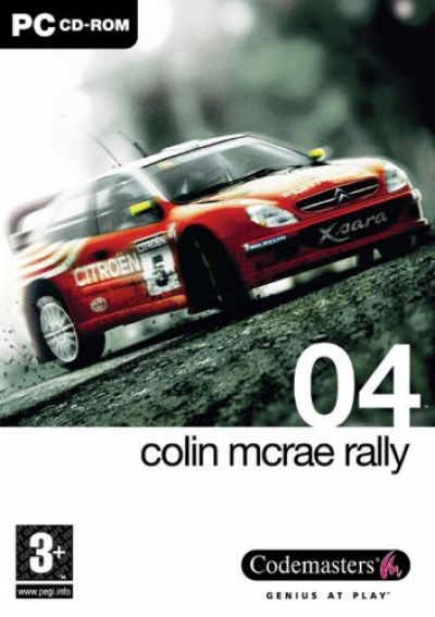 Colin McRae Rally 04 (patch)