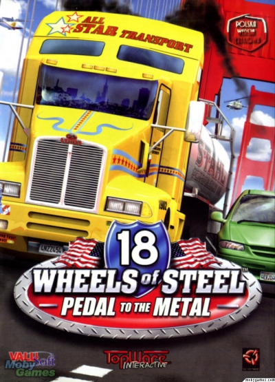 18 Wheels of Steel - Pedal to the Metal (patch)