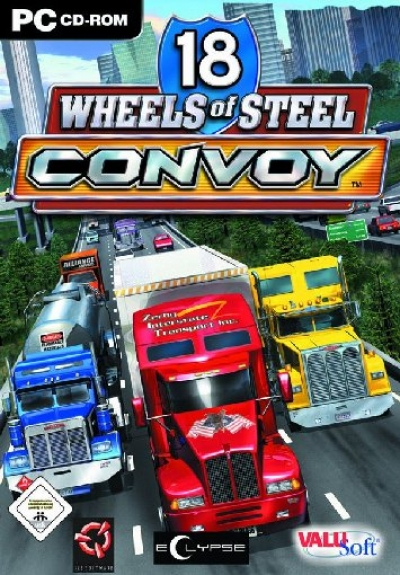 18 Wheels of Steel - Convoy (patch)