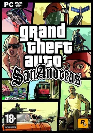 Grand Theft Auto: San Andreas (patch)
