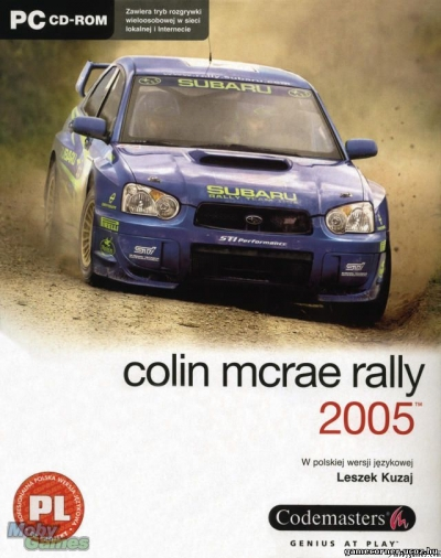 Colin McRae Rally 2005 (patch)
