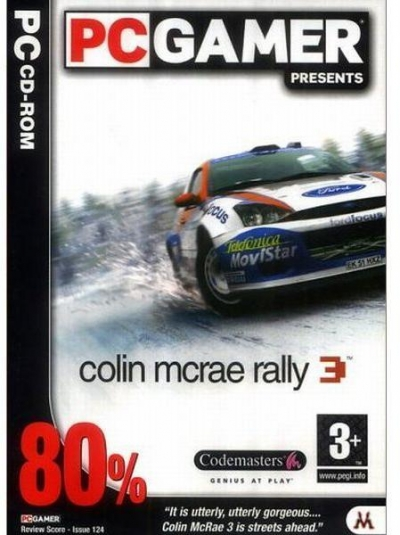Colin McRae Rally 3 (patch)